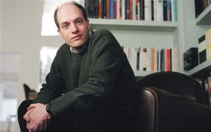 British philosopher and author, Alain de Botton, is wrapping up a press tour for his latest book 'The News: A User's Manual'.